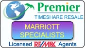 Premier Timeshare Resale Ad